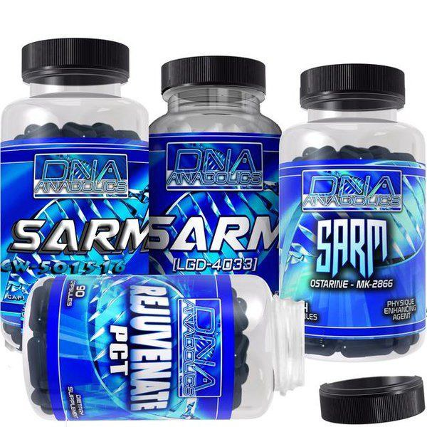 My Experience With SARMS
