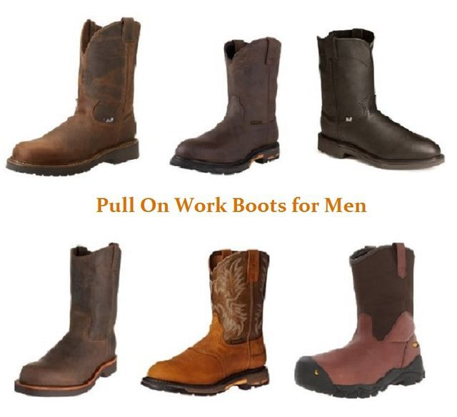 Best Work Boots for Men - Reviews of Top Rated Brands