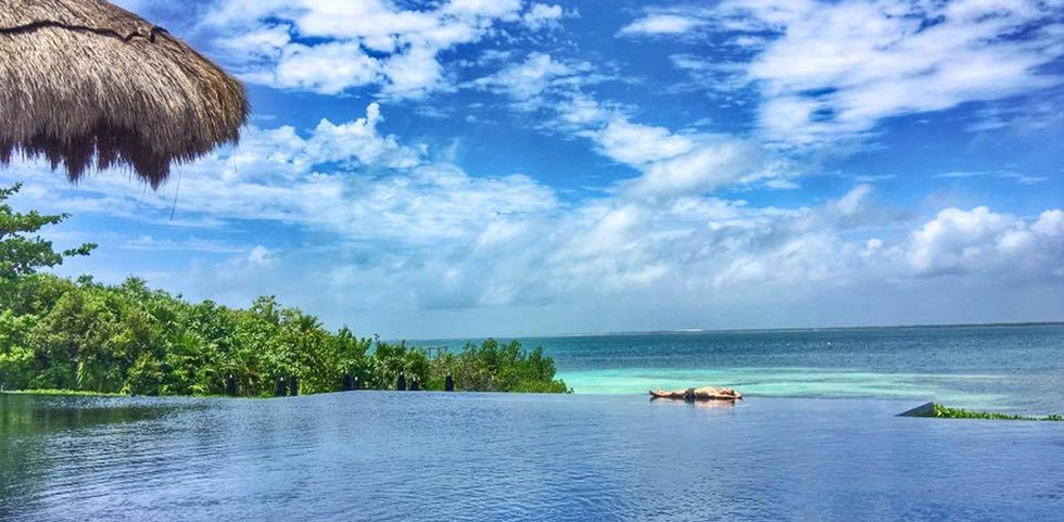 Mexicos 7 most glamorous vacation spots nizuc resort and spa in cancun mexico sciox Image collections