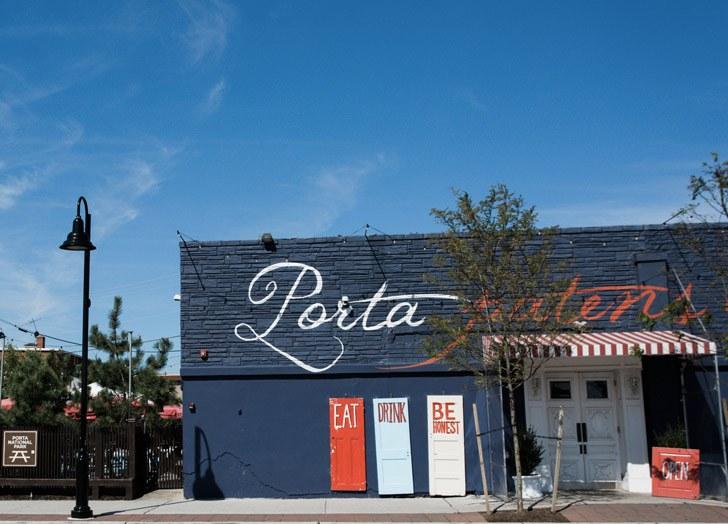 Porta restaurant in Asbury Park