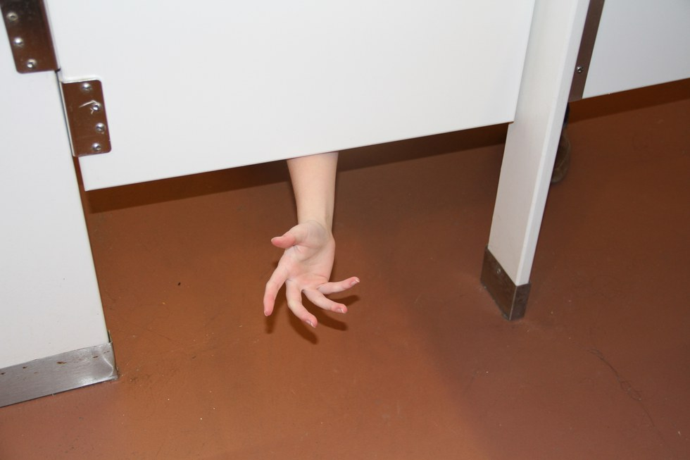 Bathroom Stall Encounters 10 things everyone encounters when using a public bathroom