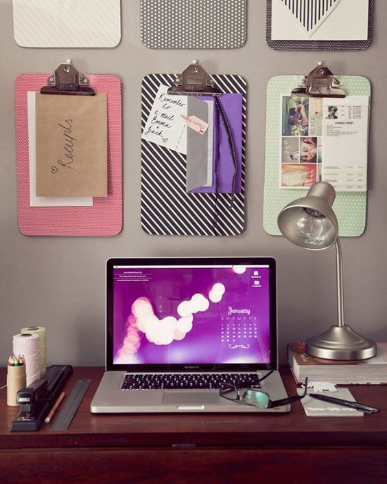 keep your days organized - How To Make Your Room Organized