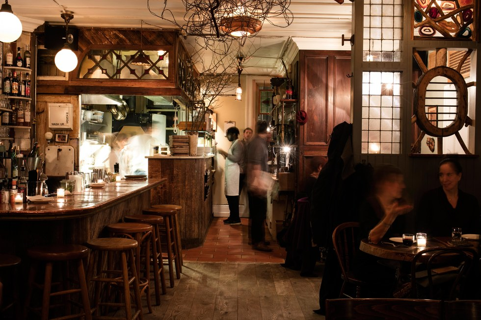 Vinegar Hill House in NYC