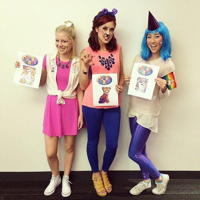 Throwback Halloween Costumes