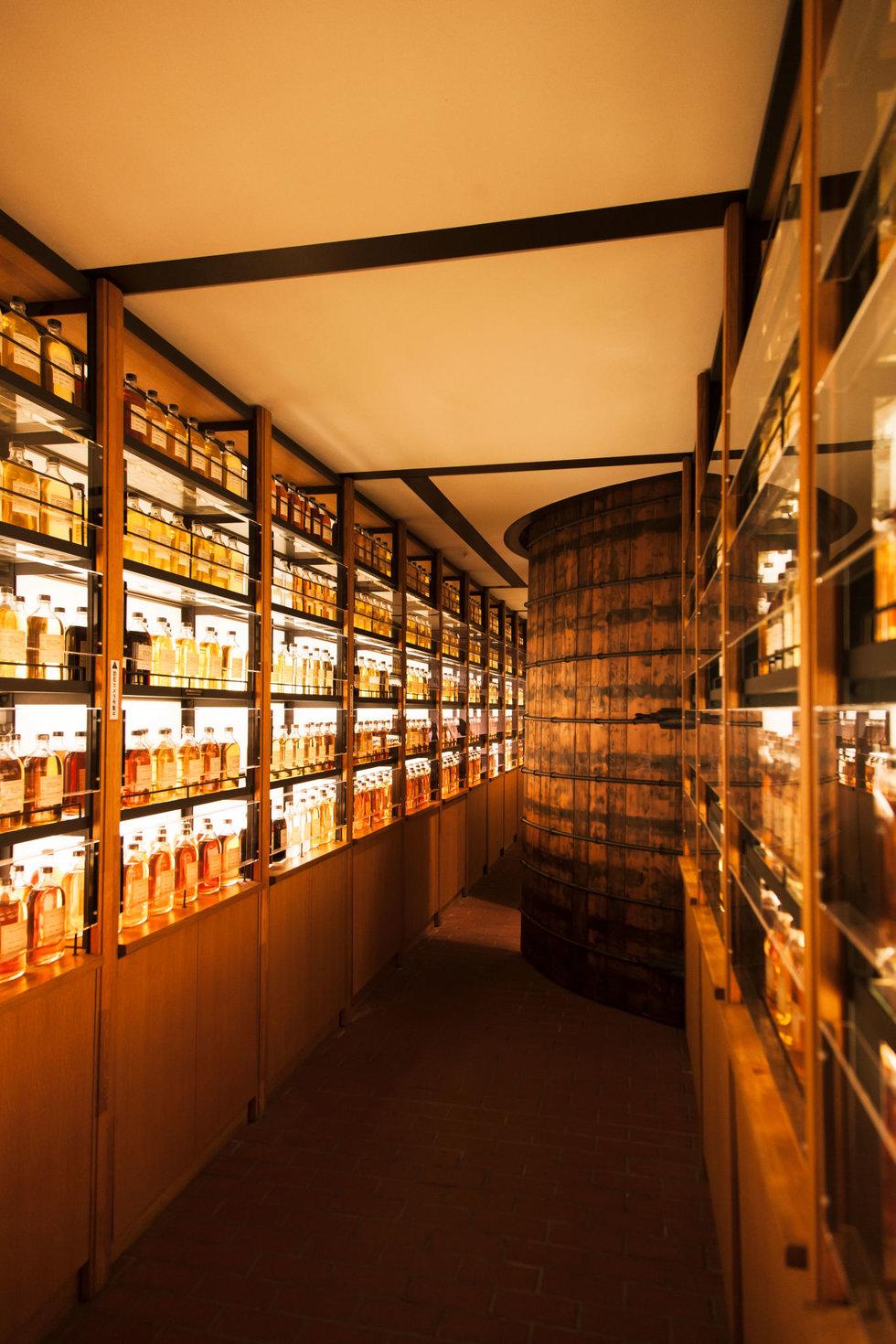 The Yamazaki Whiskey Museum