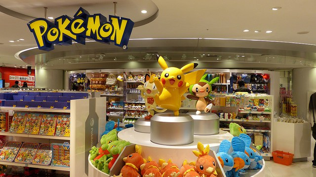 New York City Was Once Home To The Only Pokmon Center In United States Until 2005 When It Converted More General Nintendo World Store Is