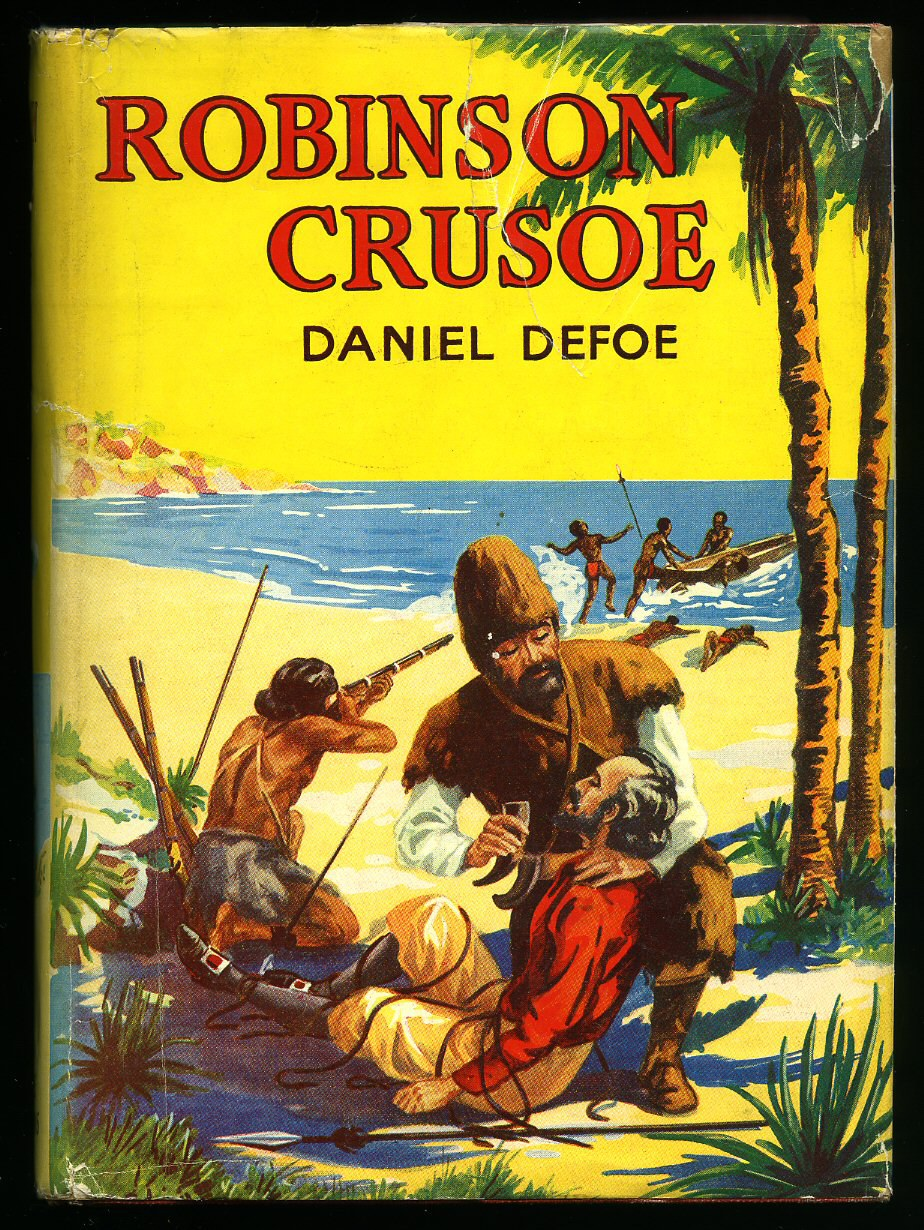an analysis of the story of robinson crusoe