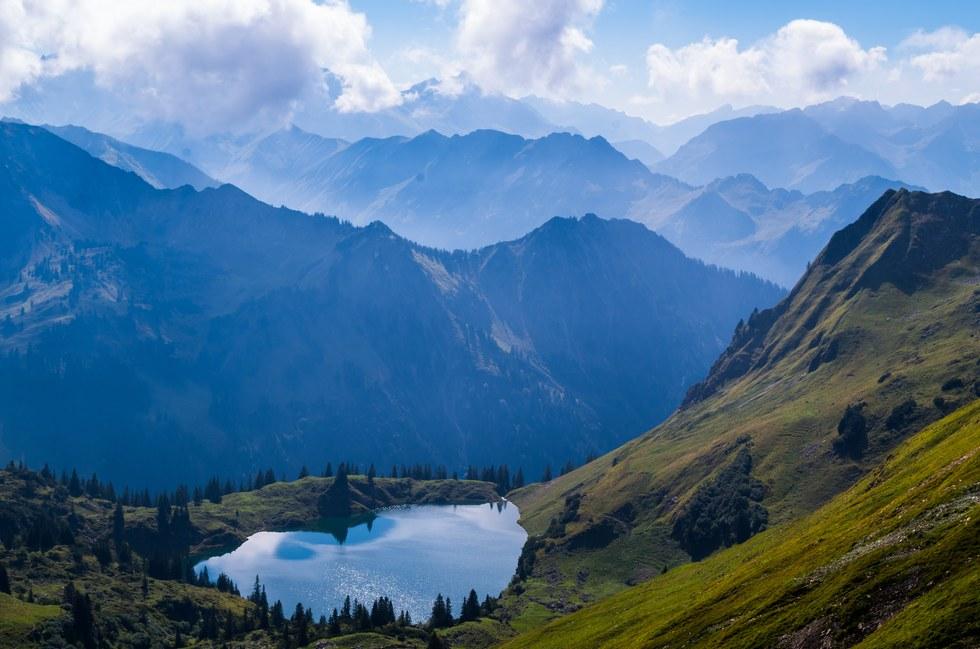 Bavaria's Allgäu Alps