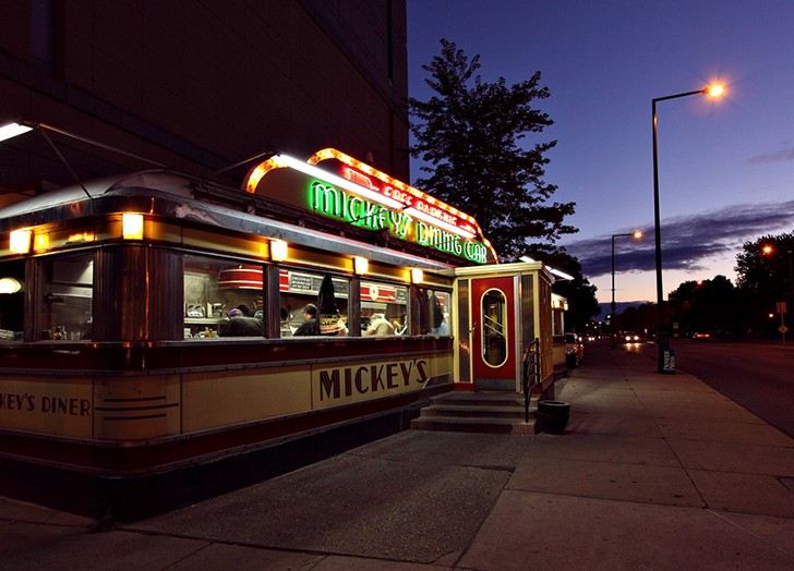 The 20 best diners in america for Park place motor cars rochester mn