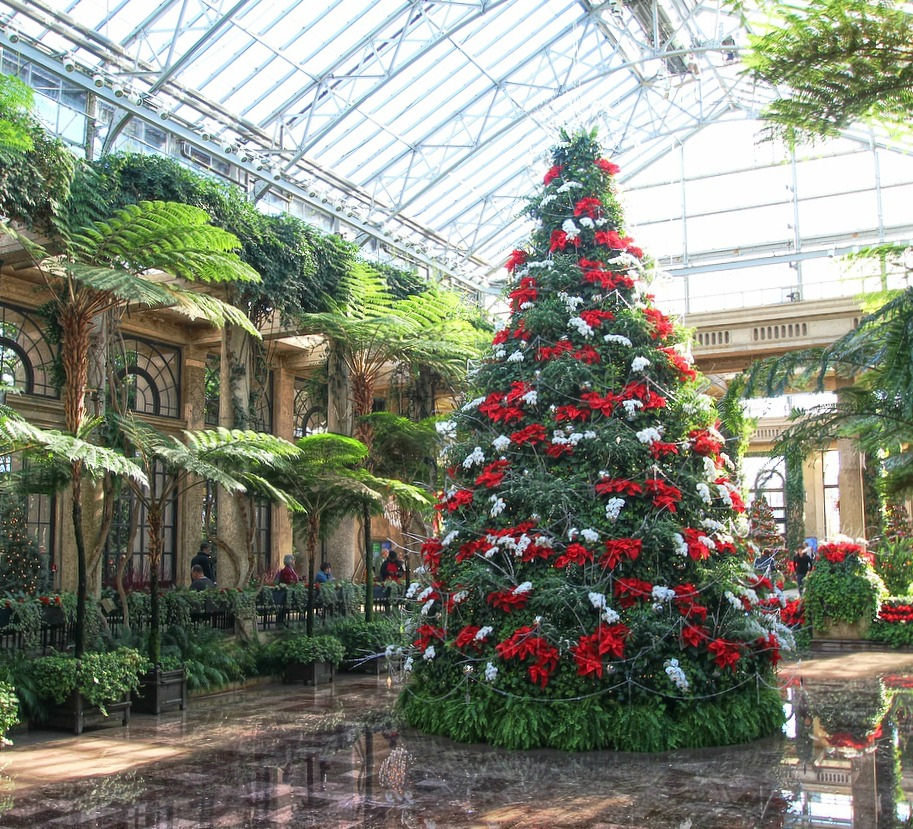 Remember to go here during the best times - Places to eat near longwood gardens ...