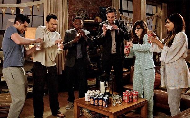 The True American Drinking Game | New Girl Wiki | FANDOM ...
