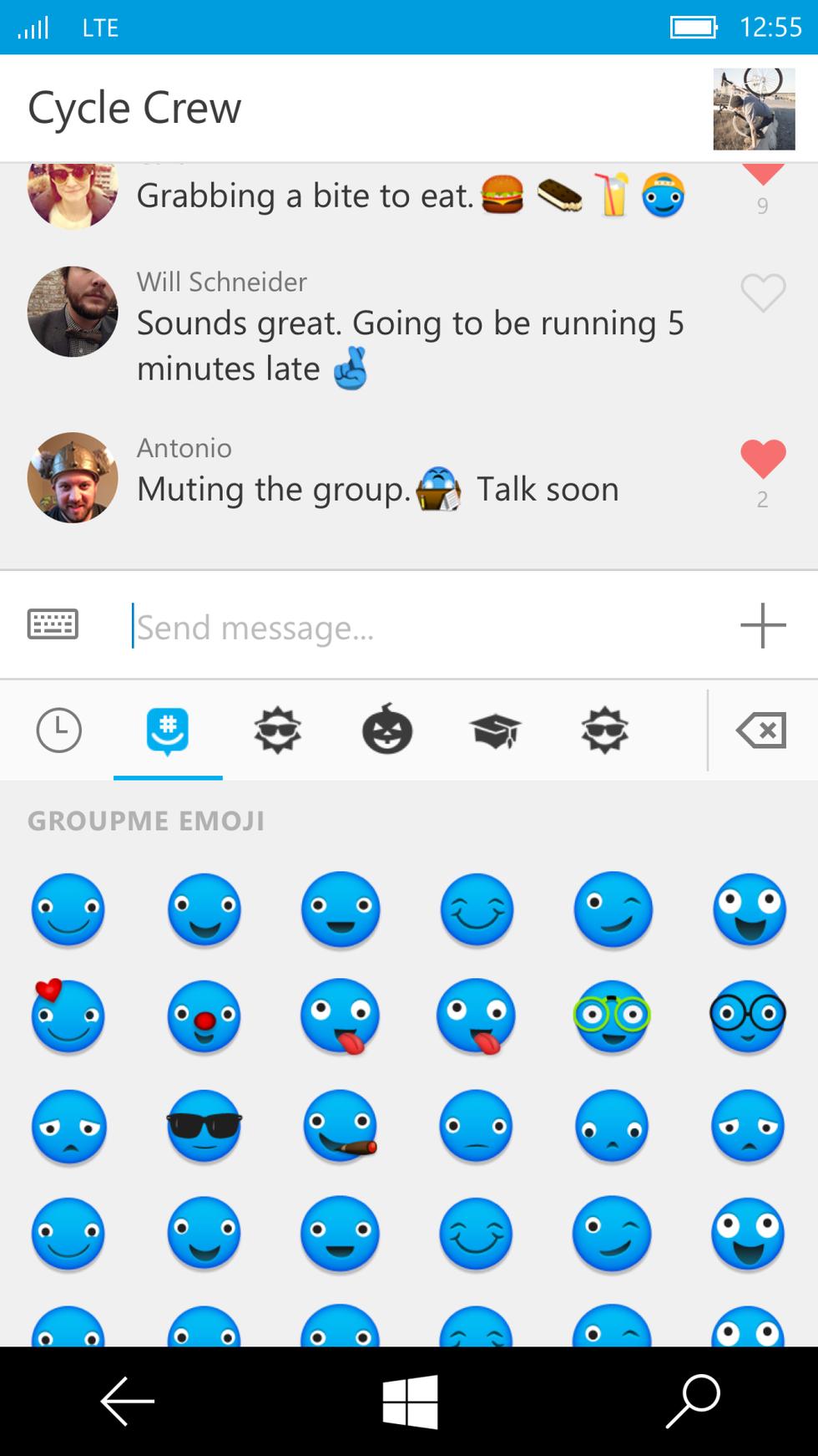 GroupMe Etiquette