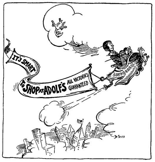 8 Of Dr. Seuss's Best Political Cartoons