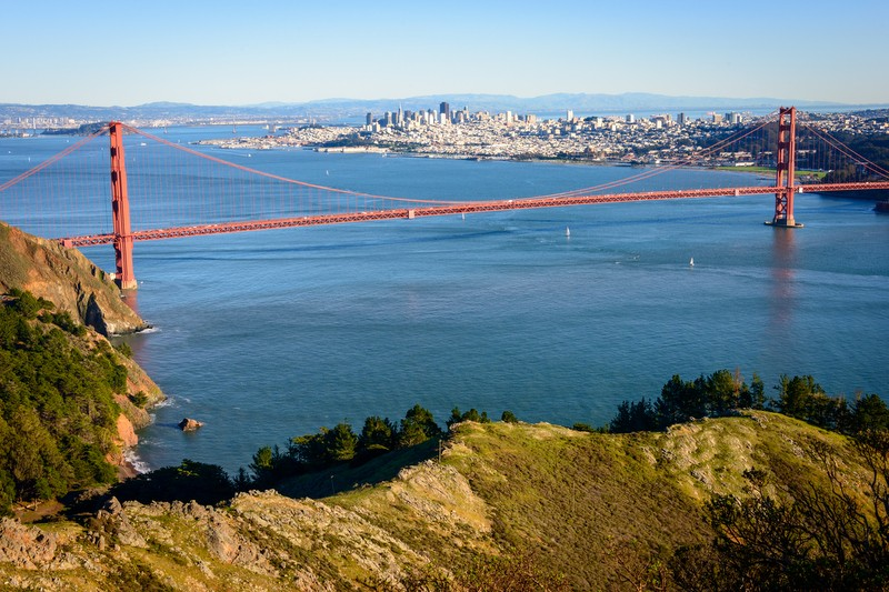 Golden Gate National Recreation Area, San Francisco