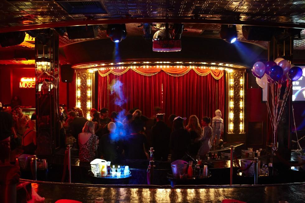 Cabaret at Beacher's Madhouse