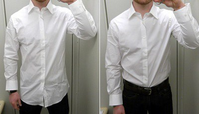 5 biggest menswear do 39 s and don 39 ts for Untucked dress shirt with tie