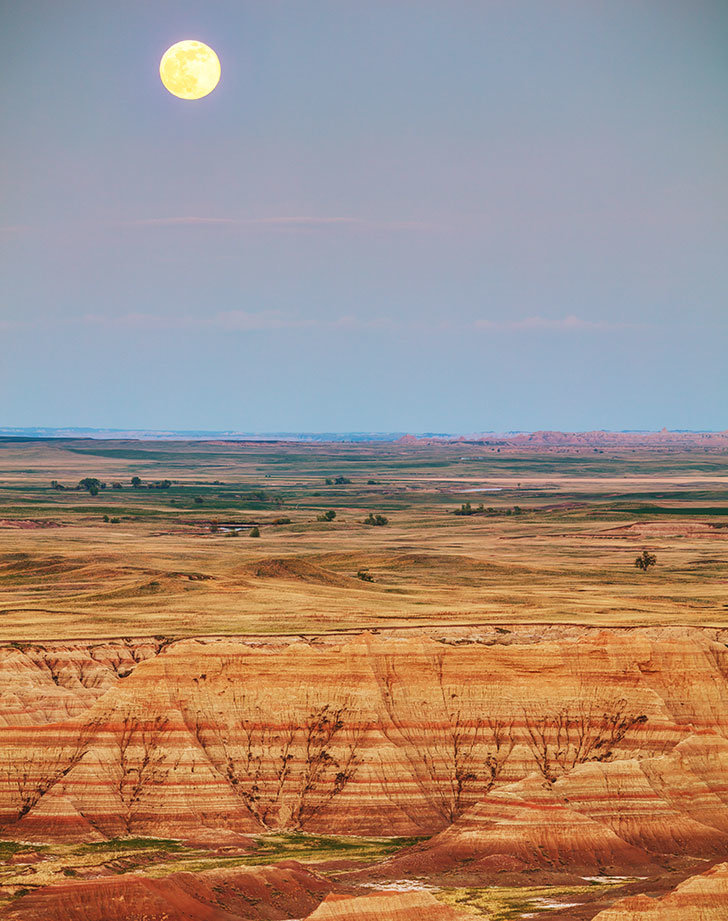 The Black Hills and Badlands, South Dakota