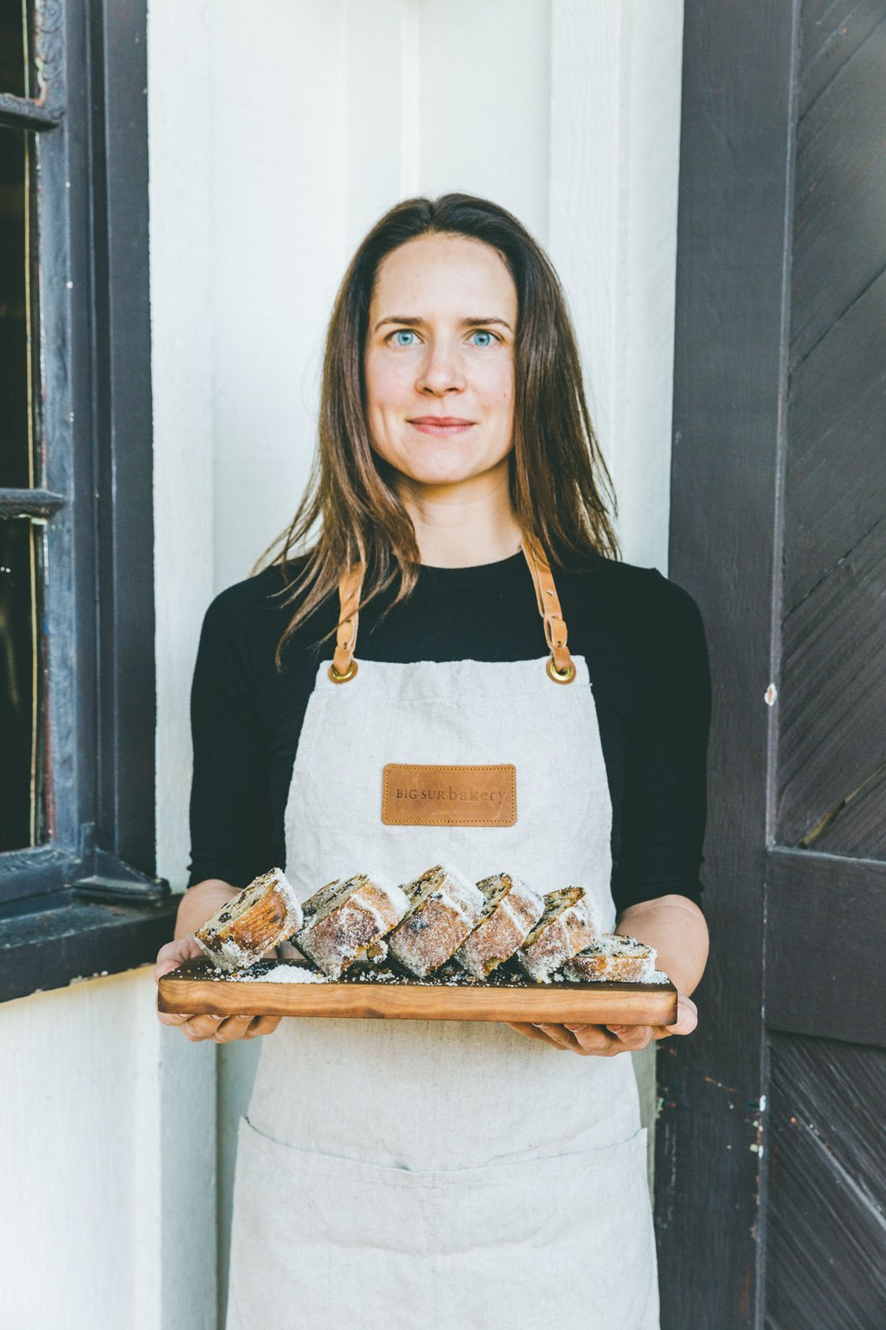 Michelle Rizzolo, chef and co-owner, Big Sur Bakery
