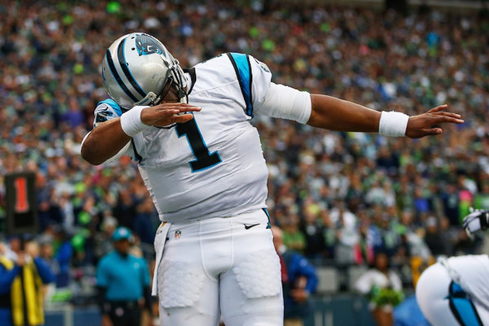11 reasons we all love cam newton