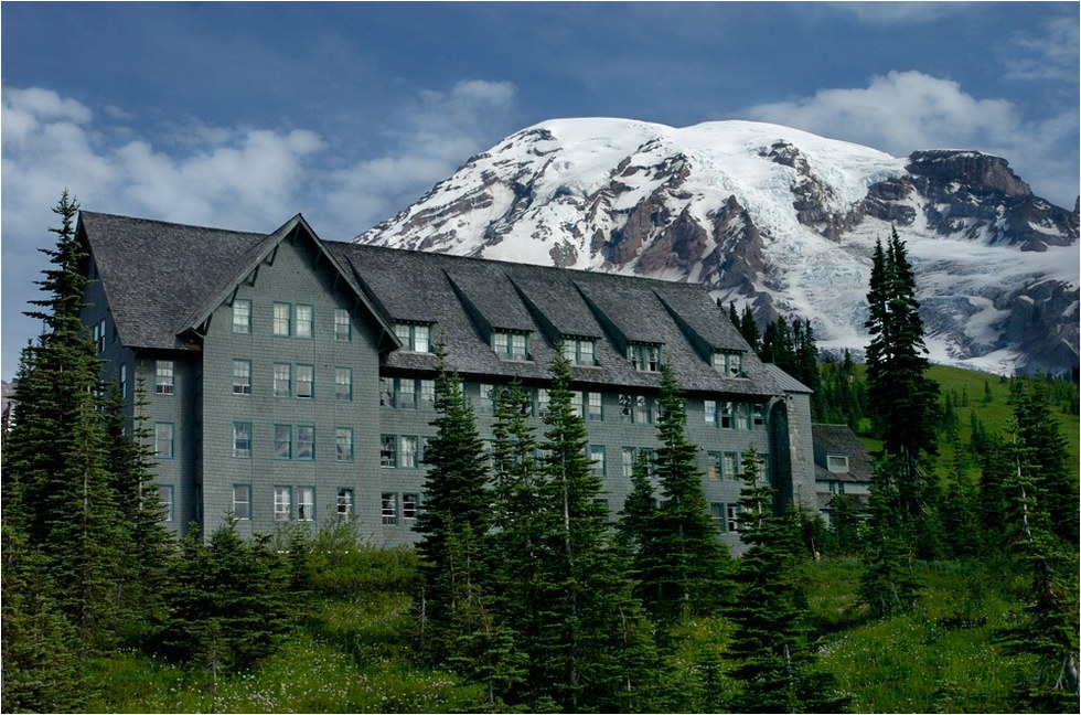 The ideal pacific northwest summer adventure bucket list for Mount rainier lodging cabins