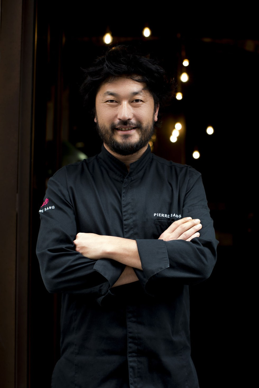Pierre Sang Boyer, chef