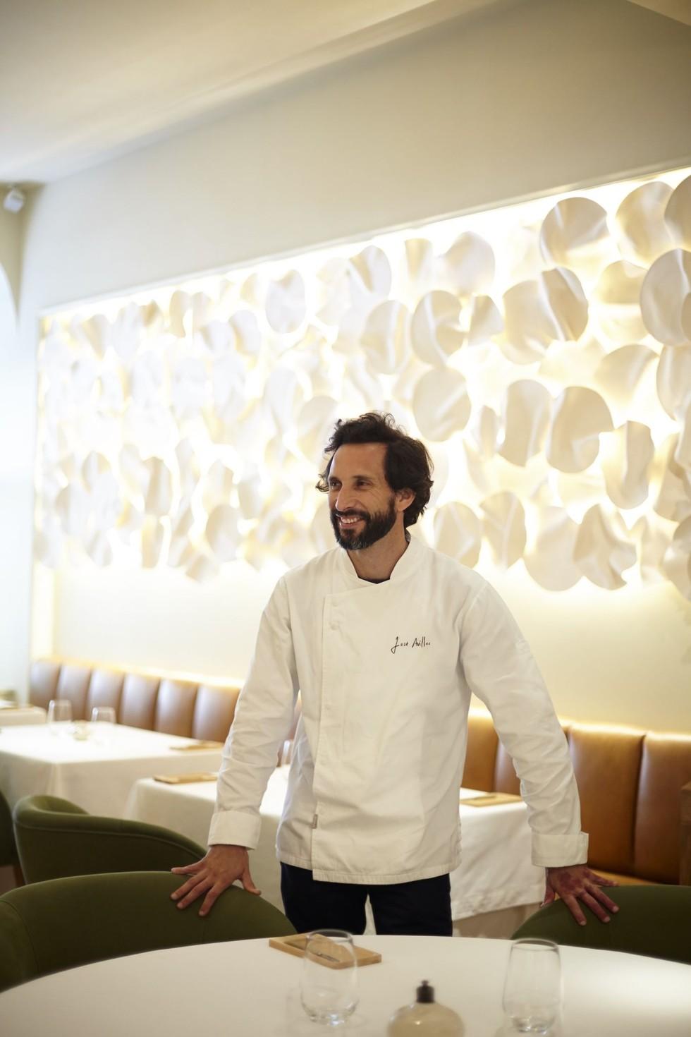 José Avillez, who is a chef in Lisbon