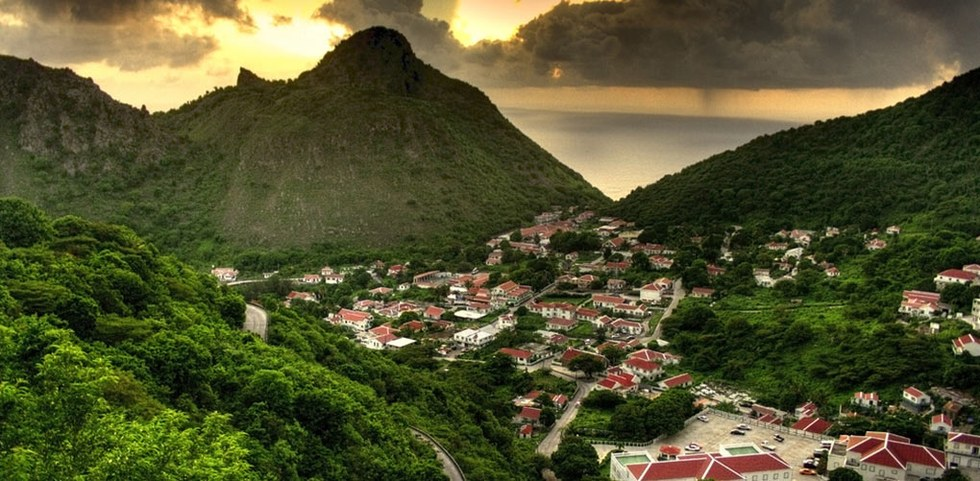 Mount Scenery (Saba)