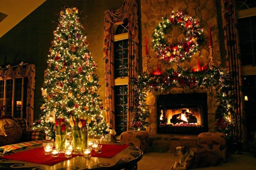 Living Room Christmas the 4 essentials to prep for christmas