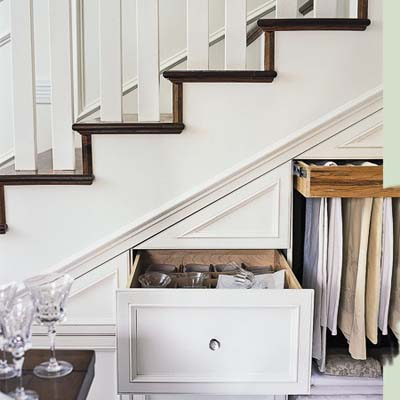 Under stair storage ftw the snug for Under stairs drawers