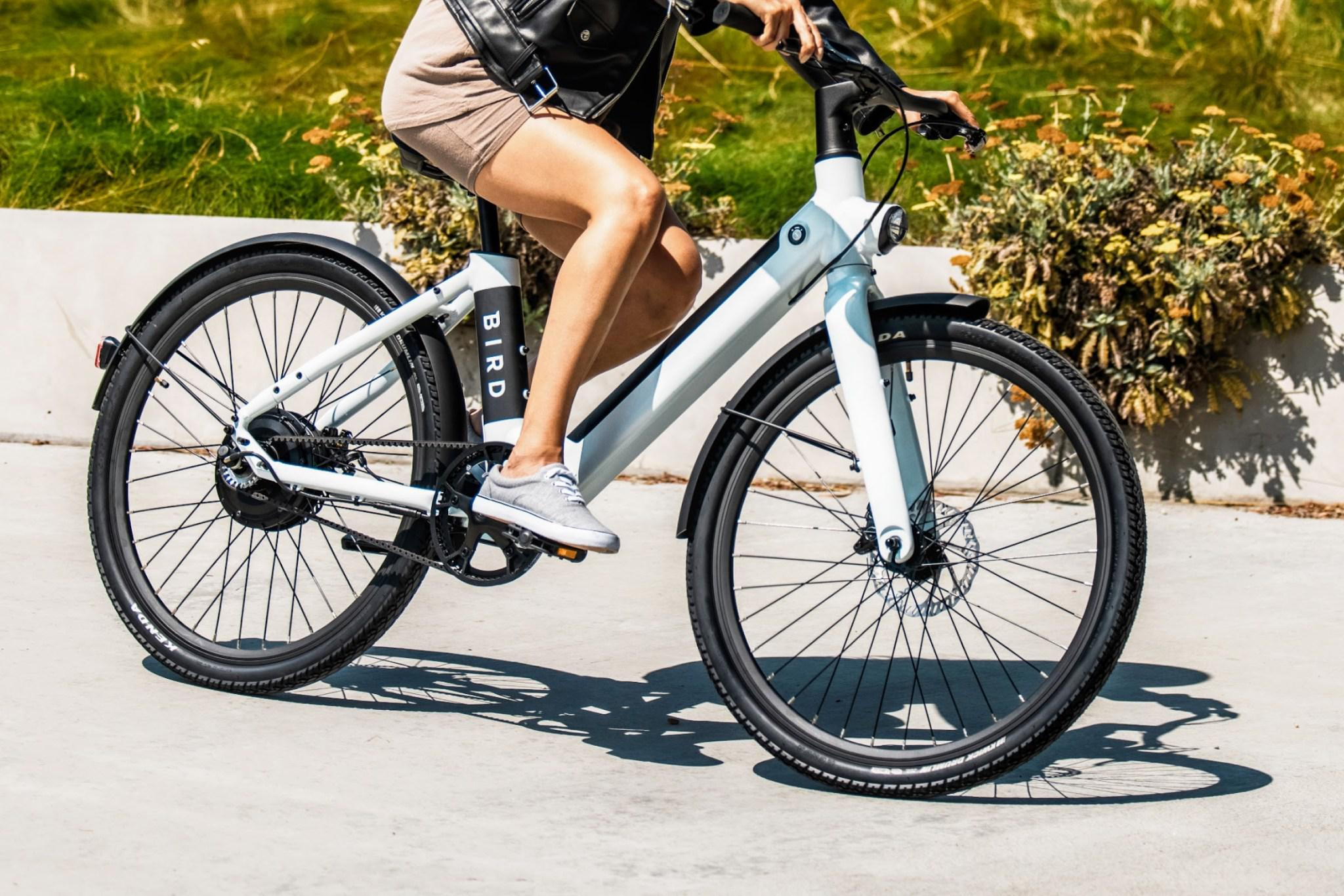 Bird e-bike