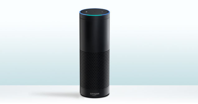 Amazon Echo -- best home robots
