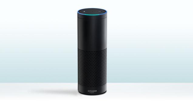 Amazon Echo -- best home robots