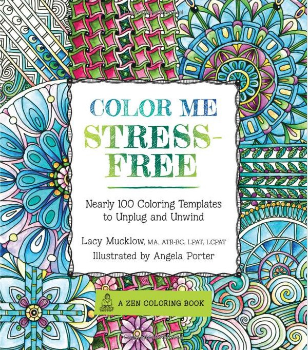 Coloring Your Way Through Finals