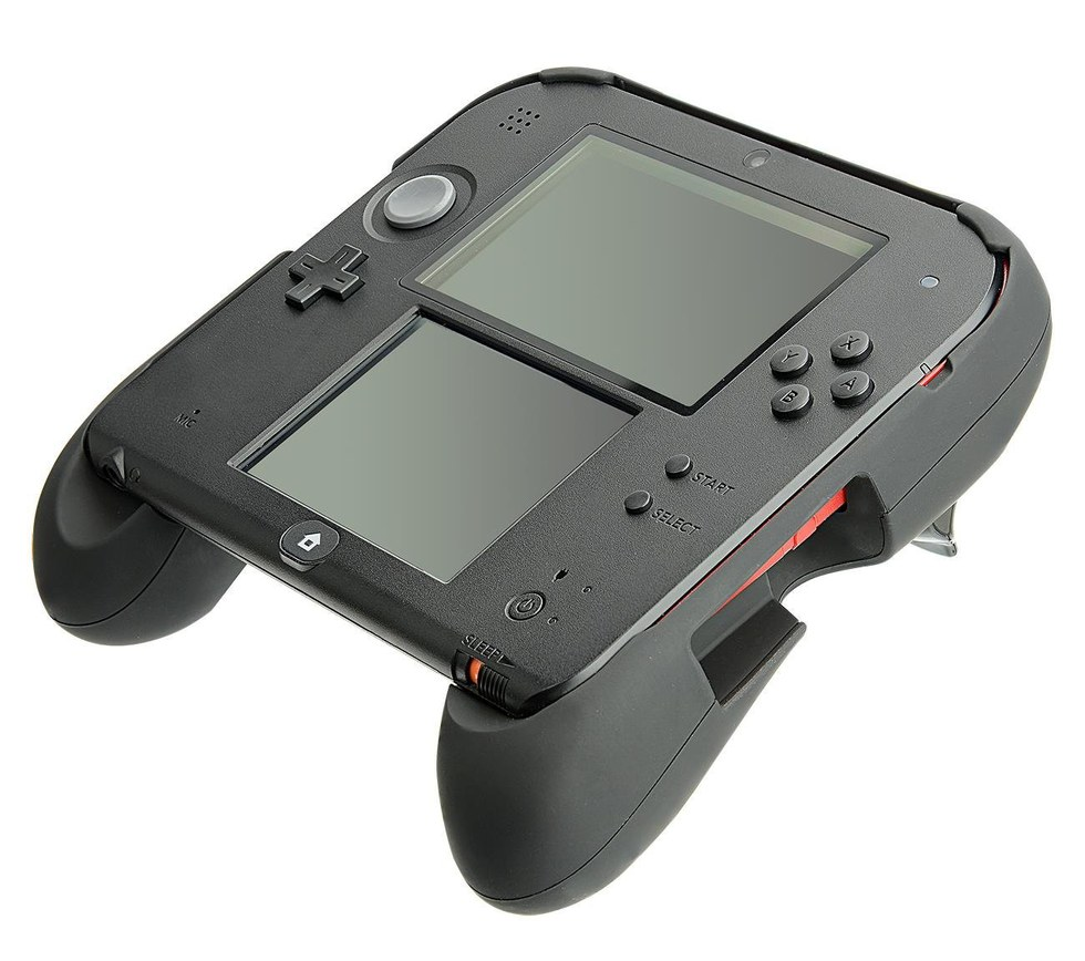 A Review Of The Nintendo 2ds Trigger Grips