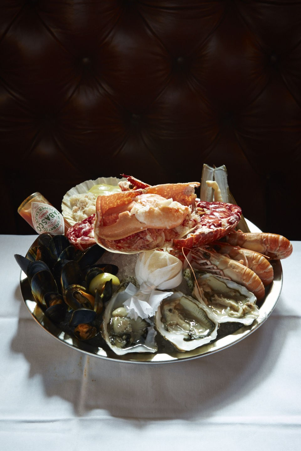 The Witchery offers fresh seafood in a mock-medieval setting