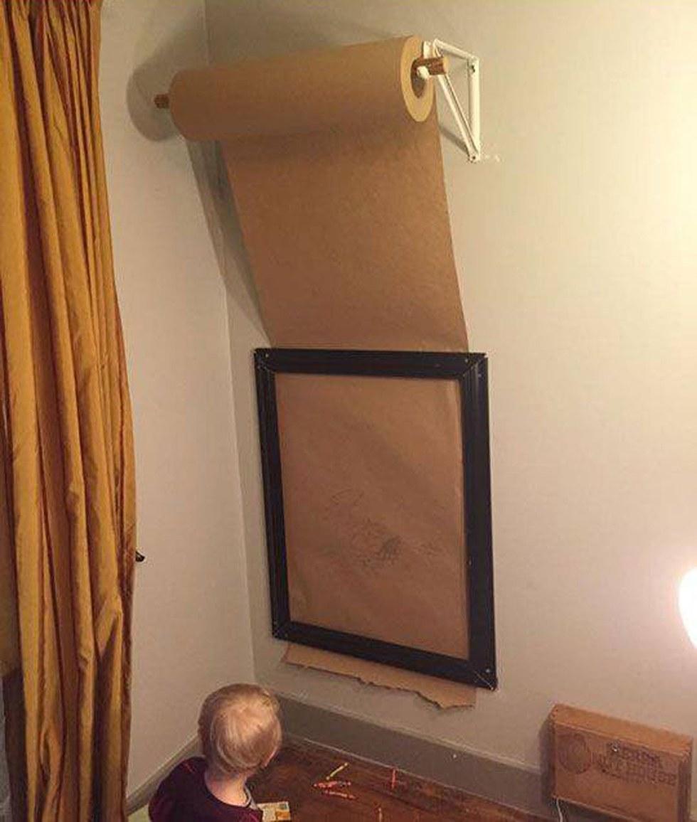 Resultado de imagen para butcher paper dispenser wall mount