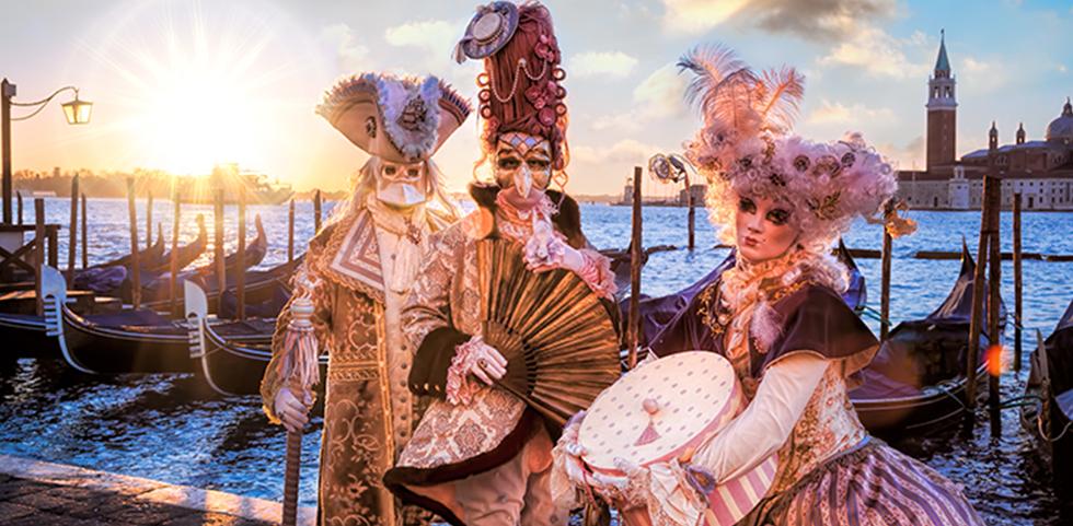 Carnevale di Venezia in Italy