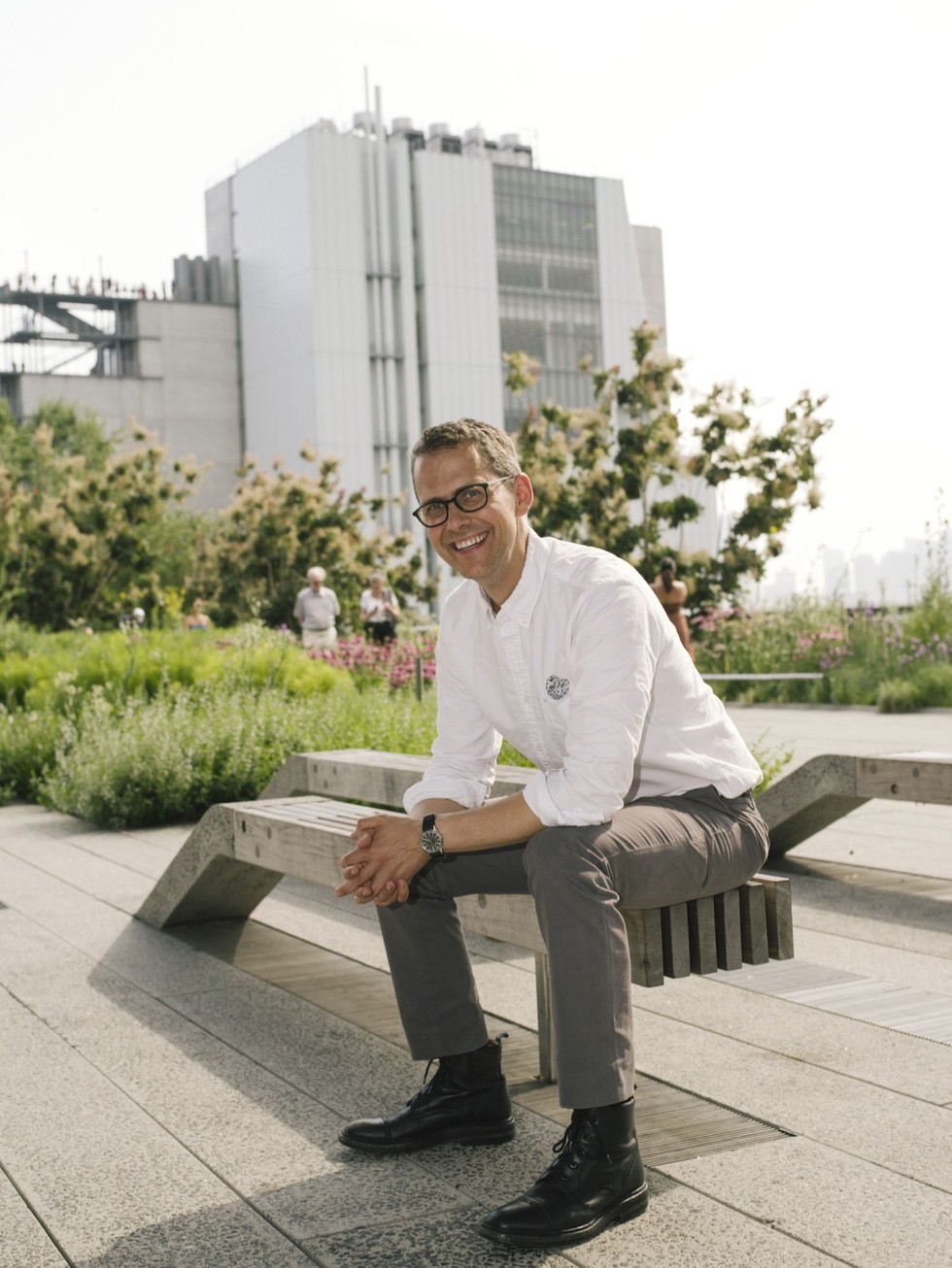 Robert Hammond, co-founder, Friends of the High Line