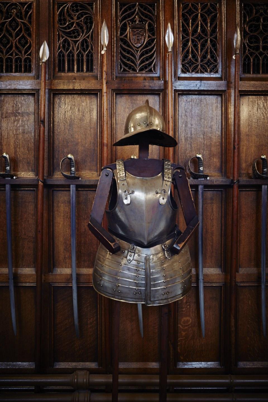 Weaponry at Edinburgh Castle