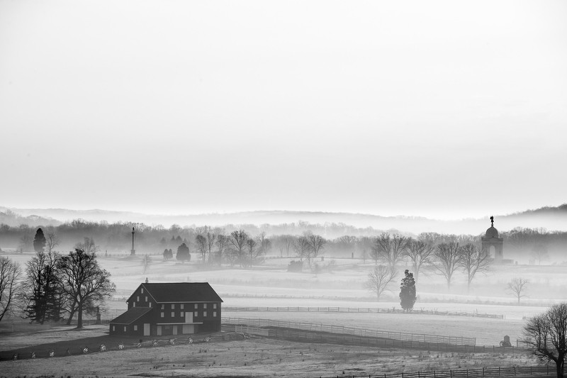 Farnsworth House Inn, Gettysburg Battlefield