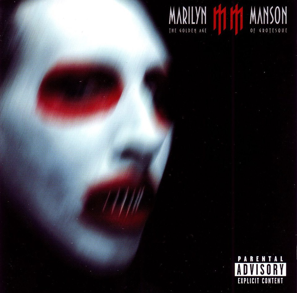 this album is deliciously decadent even garish at times but with its mixture of techno sounds deep base lines and industrial roots its a metal sound - Marilyn Manson This Is Halloween Album