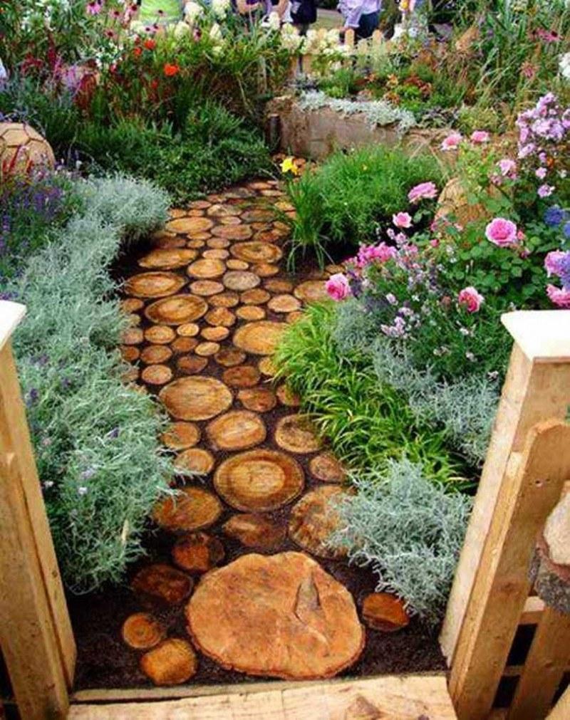 11 Kreative Diy Ideen Fur Die Einzigartige Gartendekoration Genial
