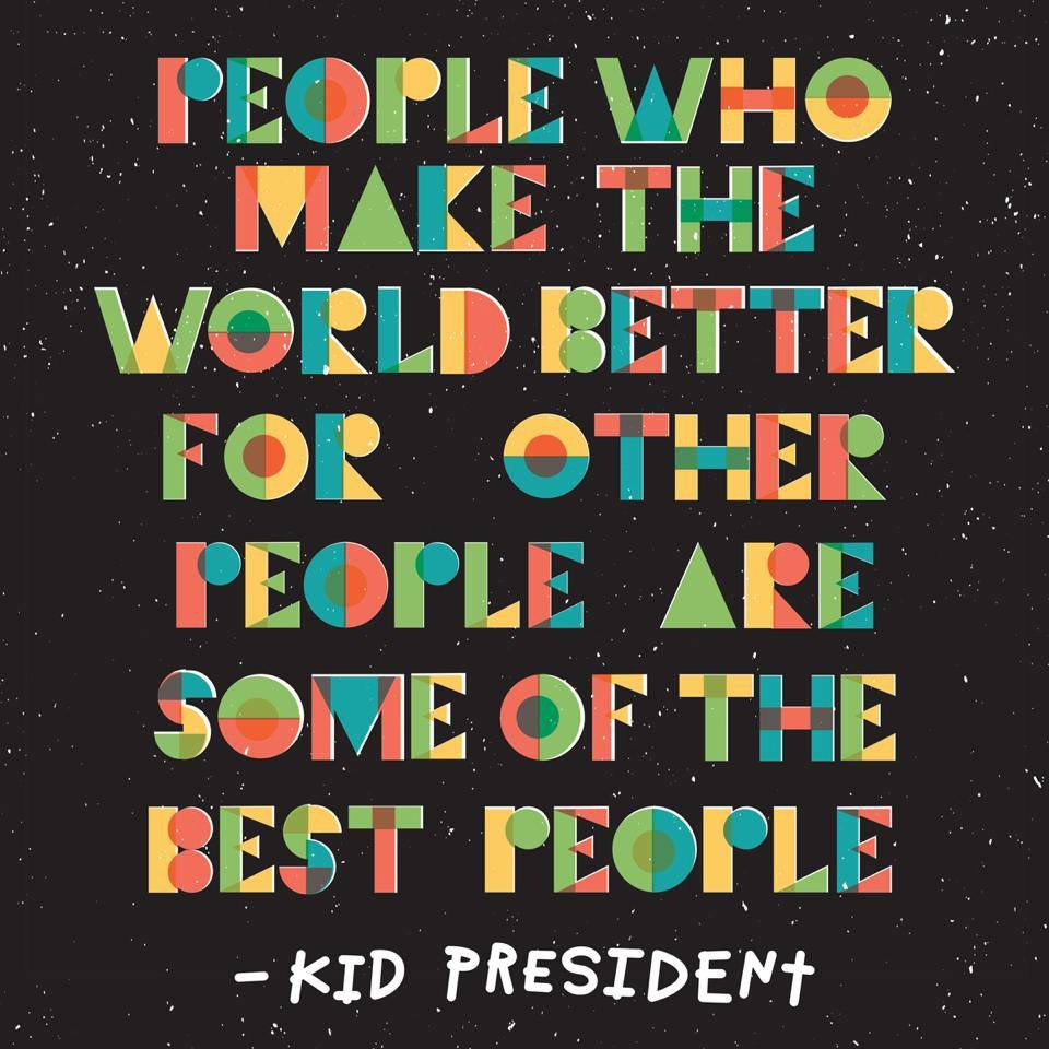 20 Inspirational Quotes From Kid President