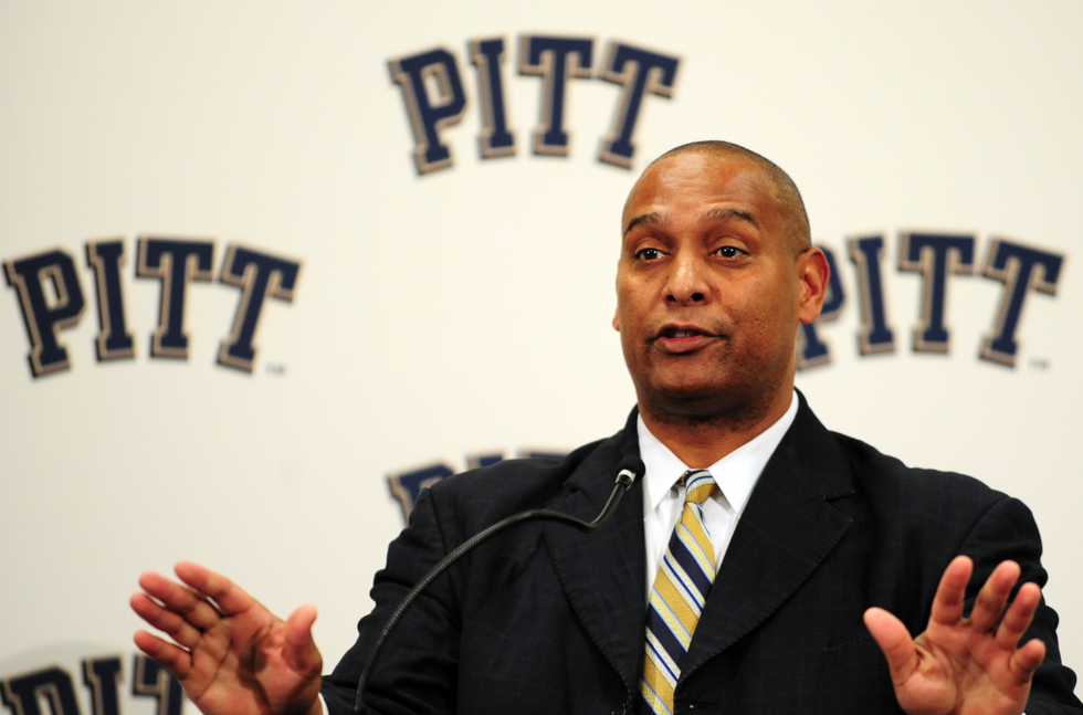University of Pittsburgh Head Football coach - 15 days