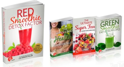red smoothie detox factor manuals