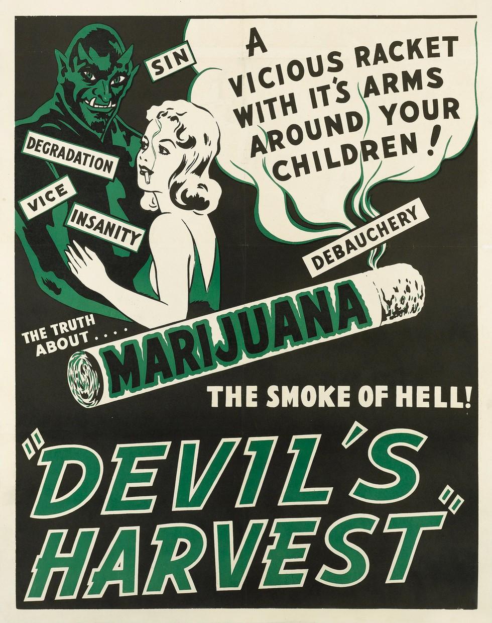 Image result for anti marijuana propaganda posters