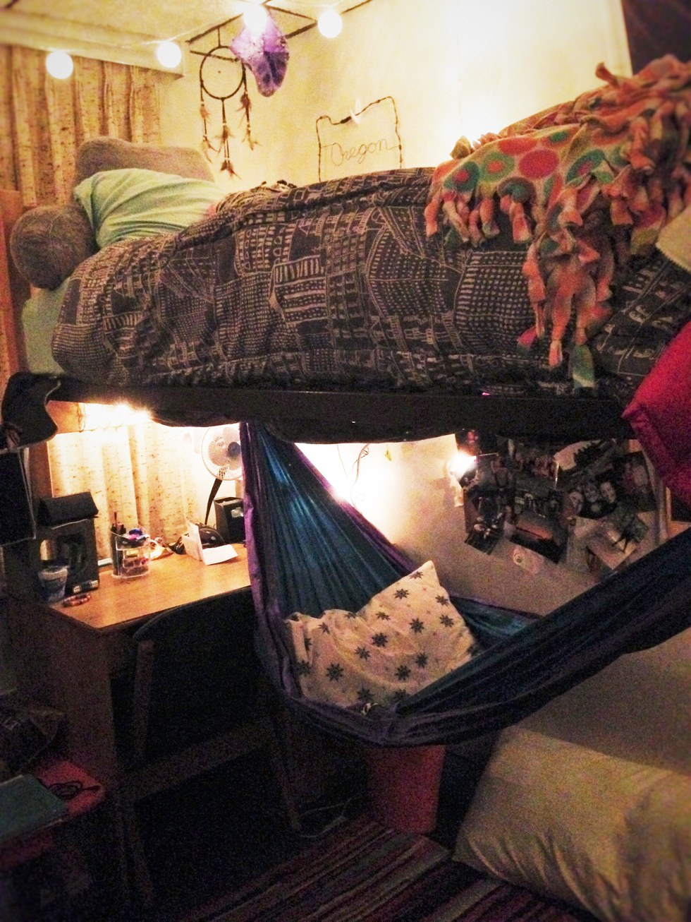11 Ways To Make The Most Of Your Dorm Room: Making The Most Of Your Dorm Room