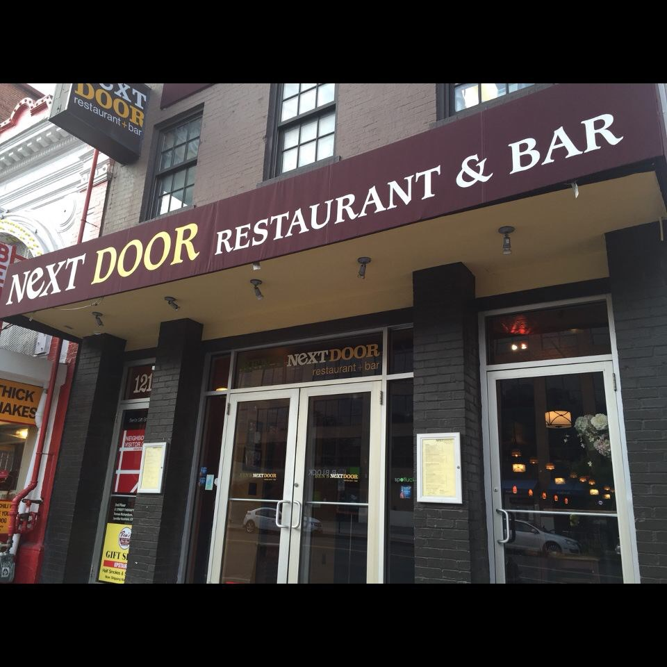 Restaurants Th And U Street Dc