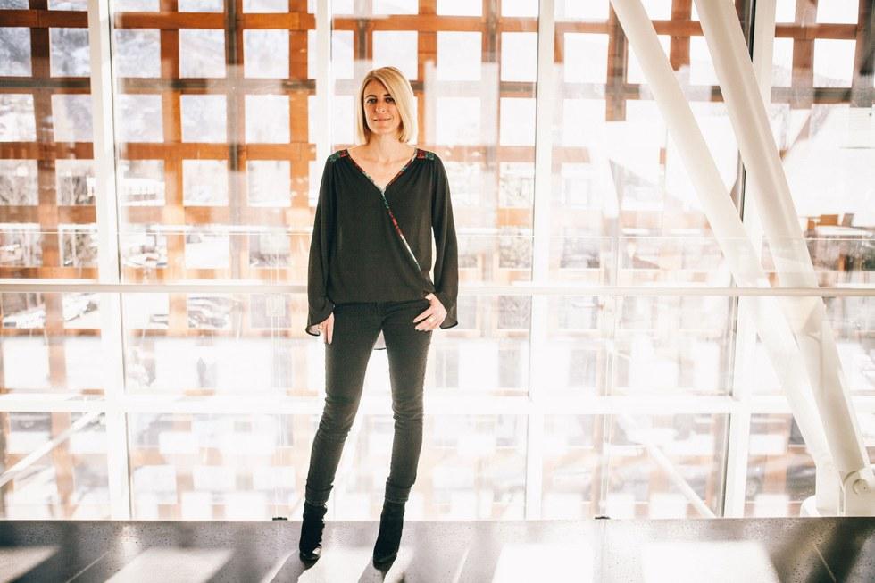 Heidi Zuckerman, director, Aspen Art Museum