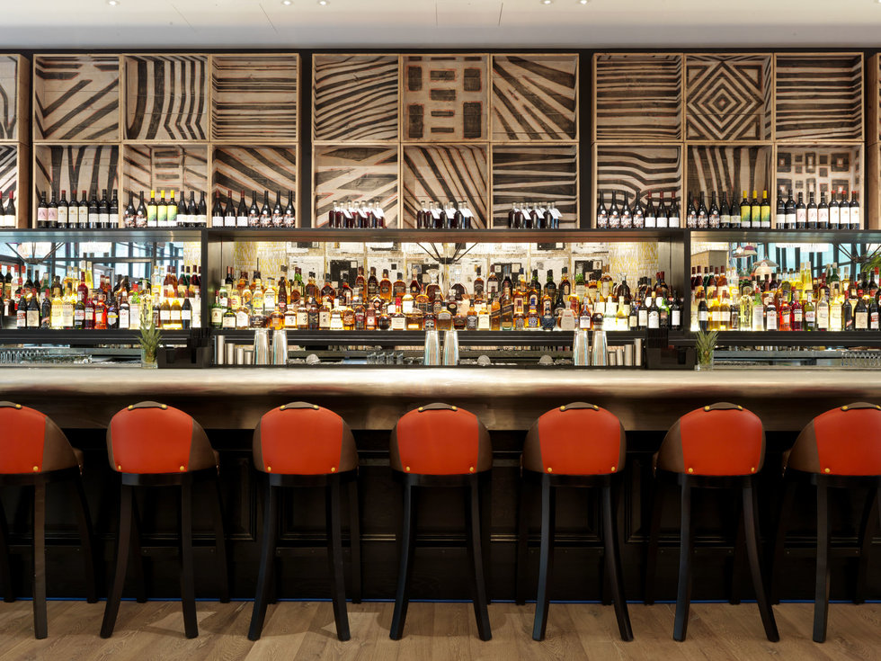 The Bar at the Ham Yard Hotel